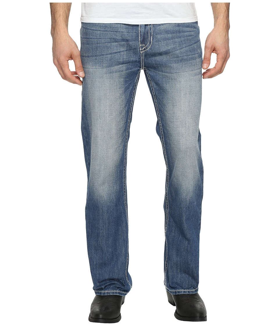 Rock and Roll Cowboy - Double Barrel Jeans M0D9474 (Medium Wash) Men's Jeans