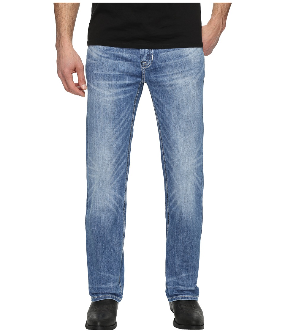 Rock and Roll Cowboy - Double Barrel Relax Jeans M0S9498 (Medium Wash) Men's Jeans