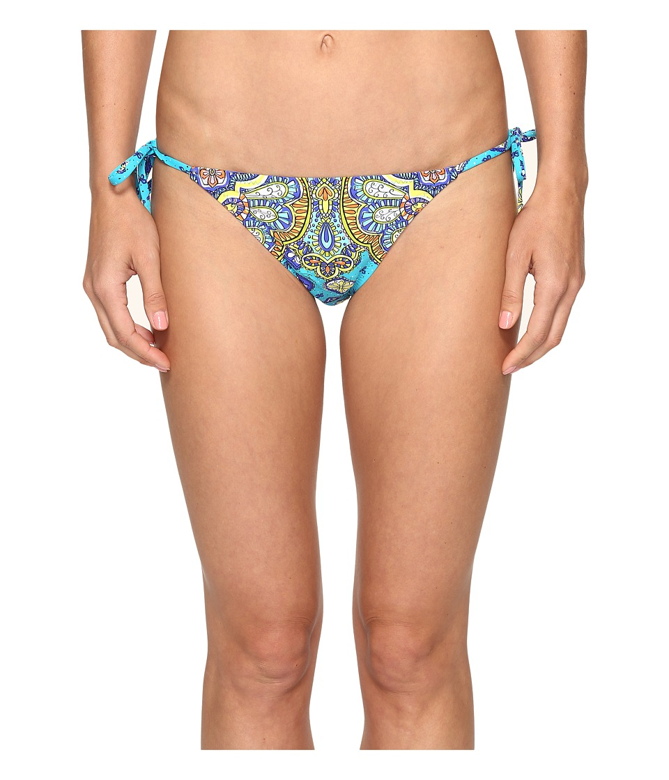 Trina Turk Corsica Tie Side Hipster (Turquoise) Women