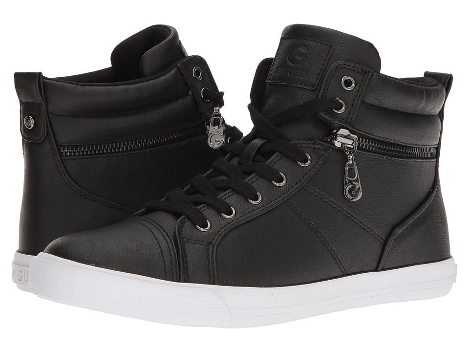 G by GUESS - Oneel (Black) Women's Lace up casual Shoes