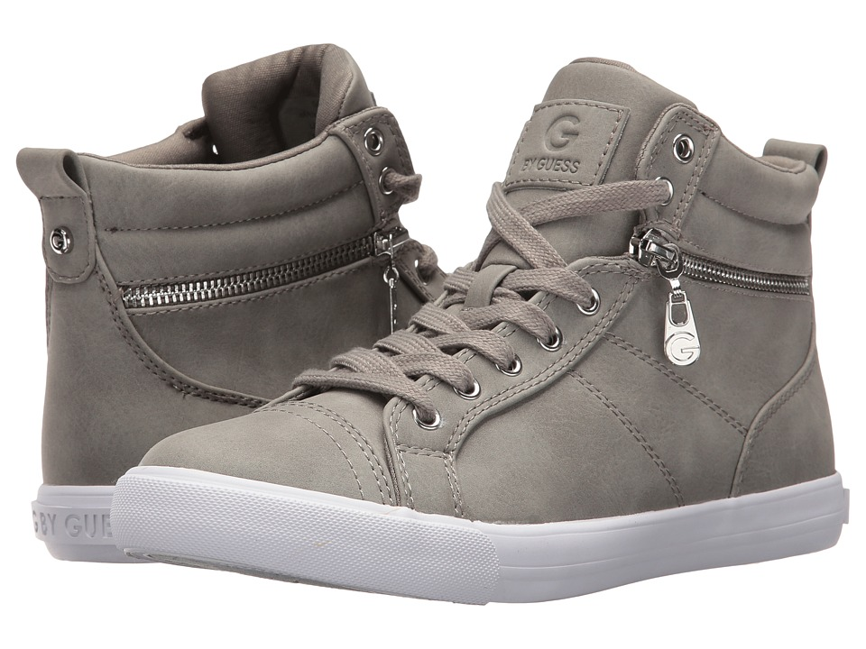 G by GUESS - Oneel (Grey) Women's Lace up casual Shoes
