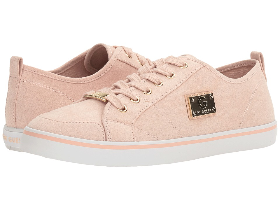 G by GUESS - Mallory (Blush Pink) Women's Lace up casual Shoes