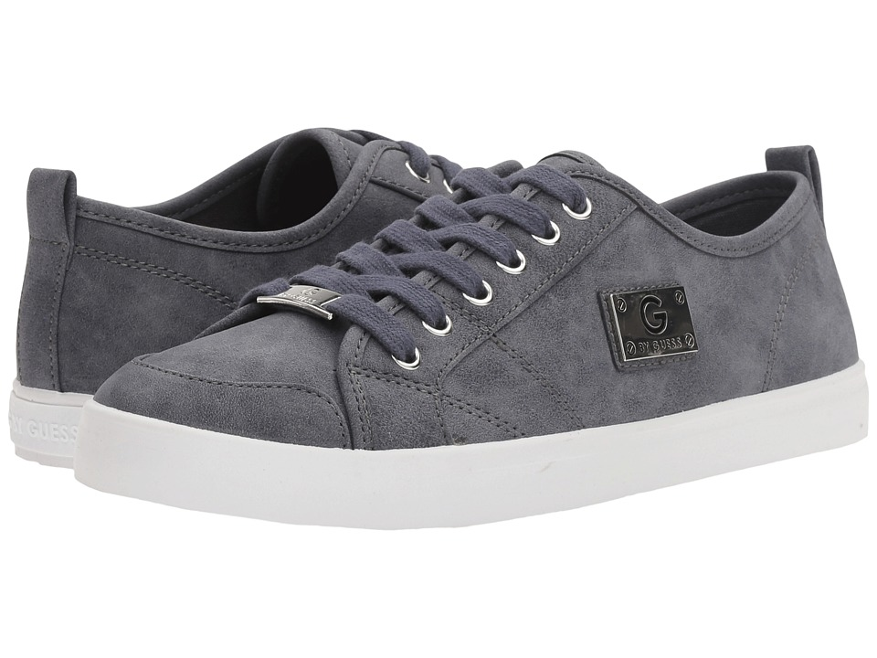 G by GUESS - Mallory (Denim) Women's Lace up casual Shoes