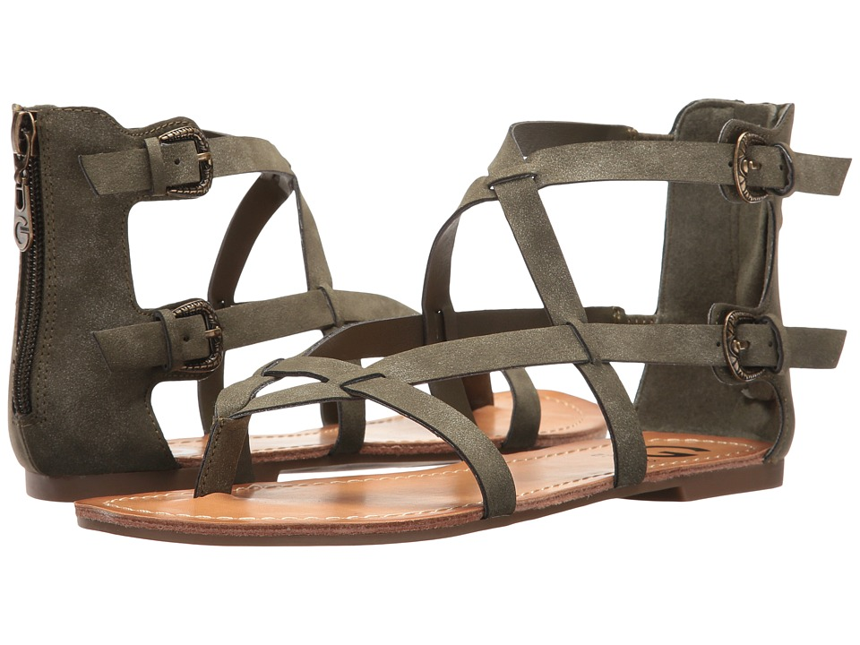G by GUESS - Loyal (Olive) Women's Sandals