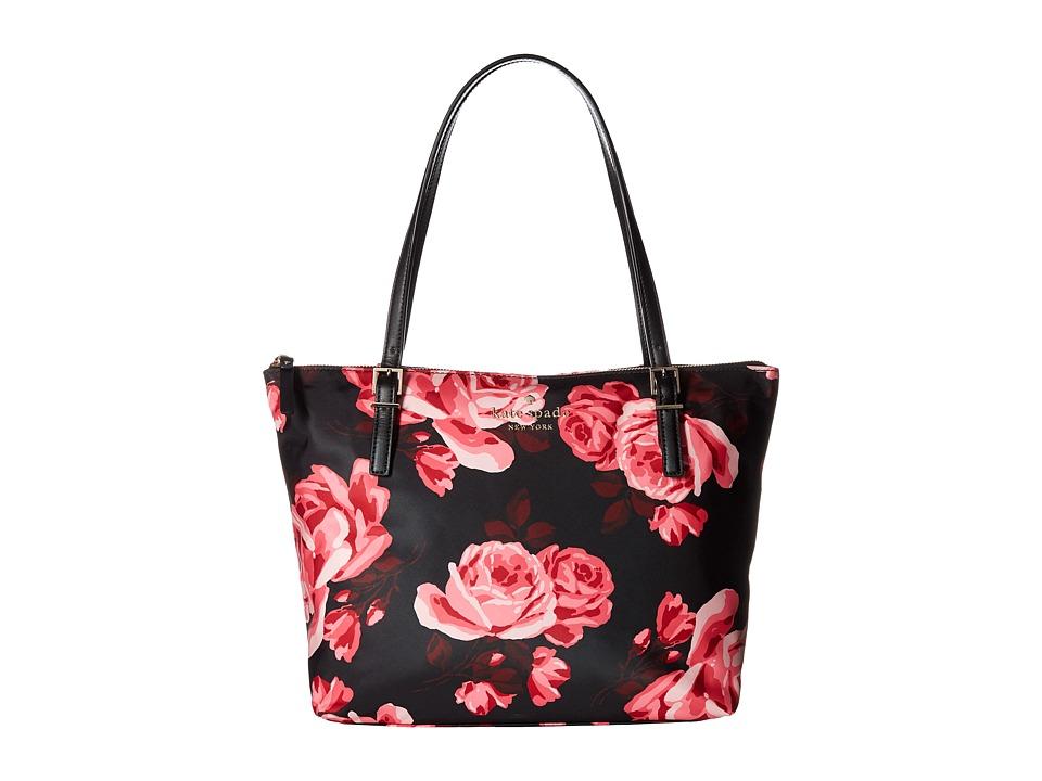 Kate Spade New York - Watson Lane Small Maya (Black Multi) Handbags