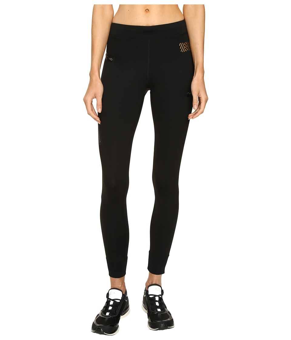 Monreal London - Urban Leggings (Black) Women's Casual Pants