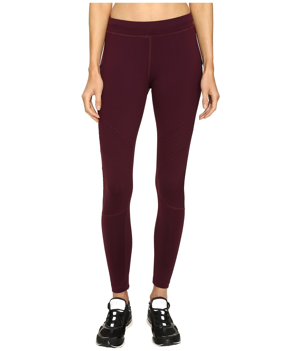 Monreal London - Biker Leggings (Rouge Noir) Women's Casual Pants