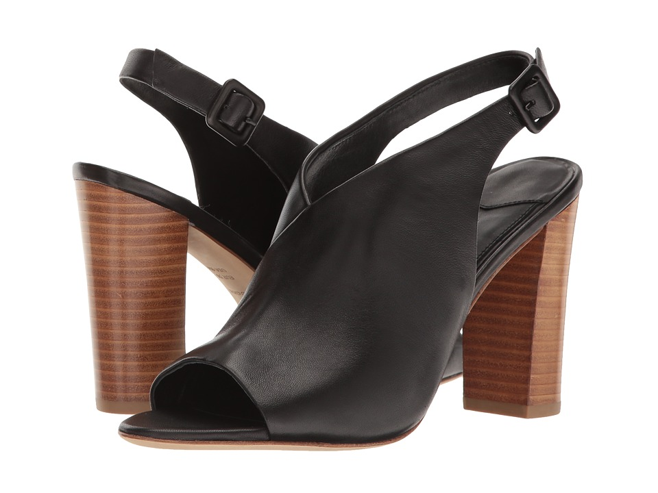 Diane von Furstenberg - Carini (Black Nappa) Women's Shoes
