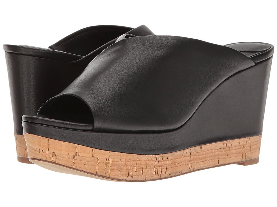 Diane von Furstenberg - Manila (Black Nappa) Women's Shoes