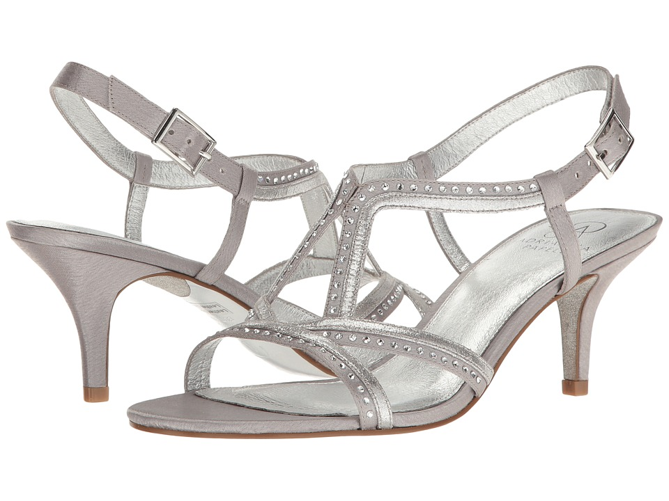 Adrianna Papell - Agatha (Silver) Women's 1-2 inch heel Shoes