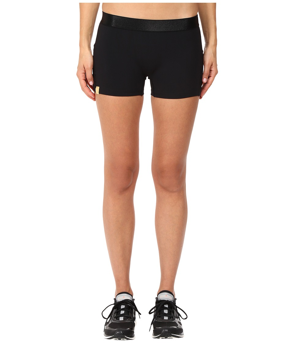 Monreal London - Booty Boost Shorts (Black) Women's Shorts