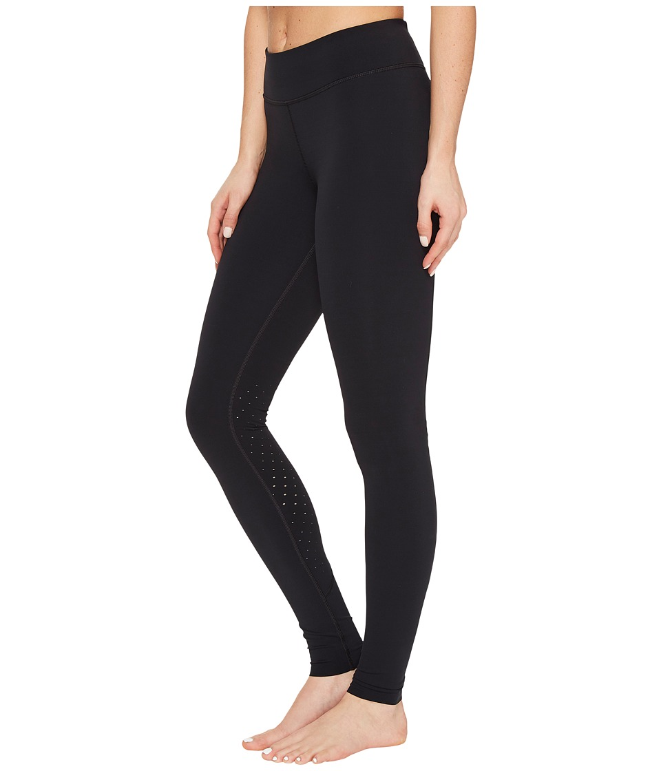 Under Armour - Mirror Breathe Lux Leggings (Black) Women's Casual Pants