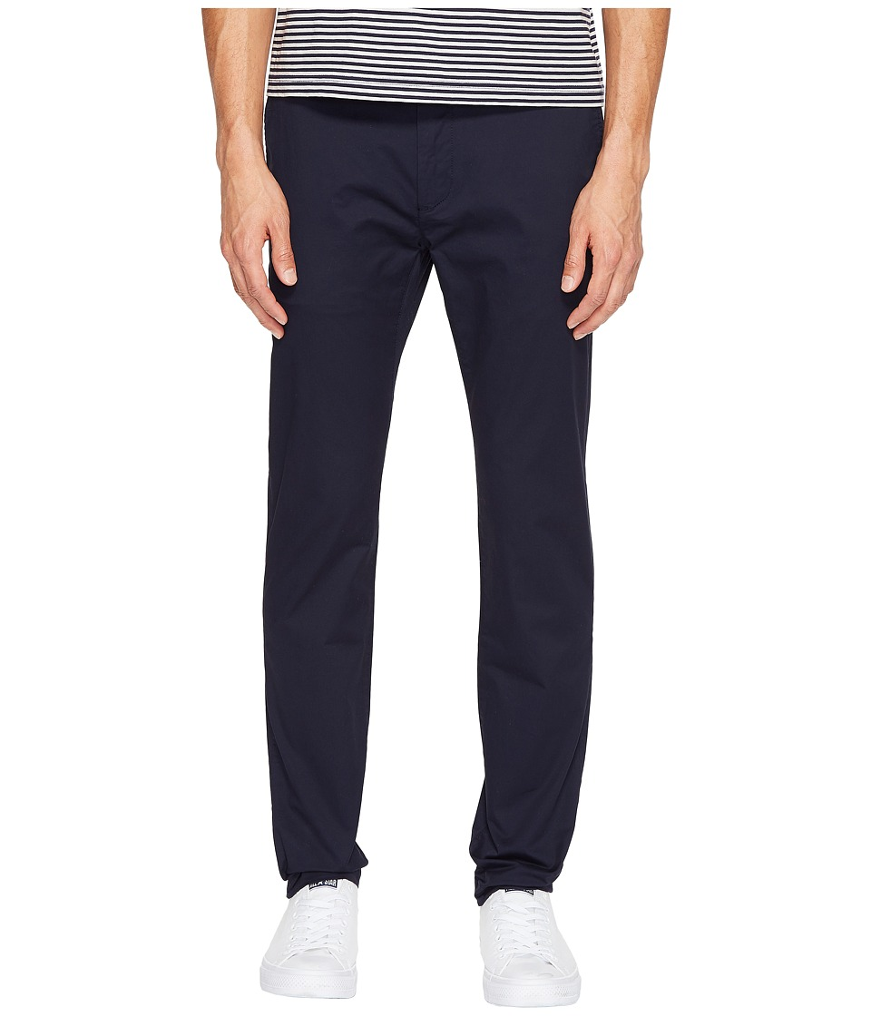 Jack Spade - Slim Trousers (Dark Navy) Men's Casual Pants