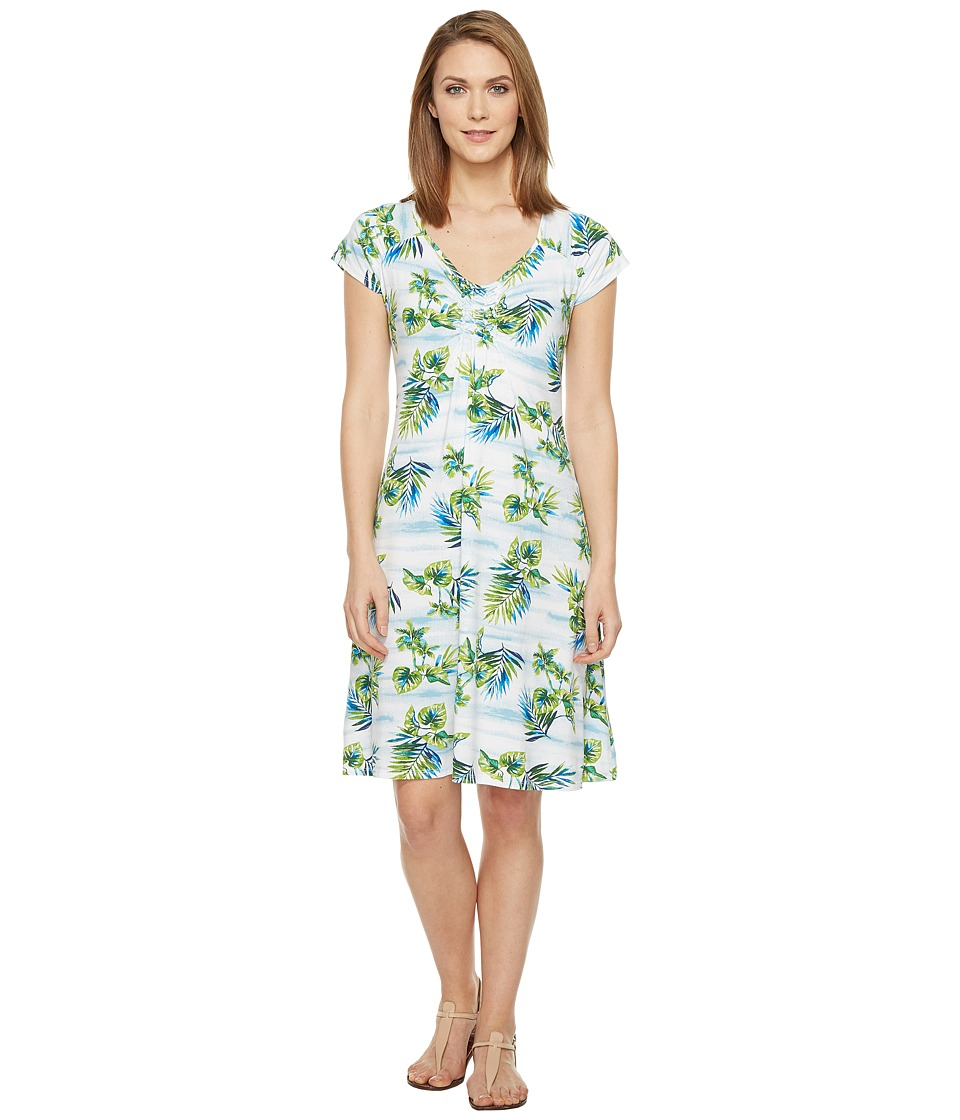 Fresh Produce - Off Shore Emma Dress (White) Women's Dress