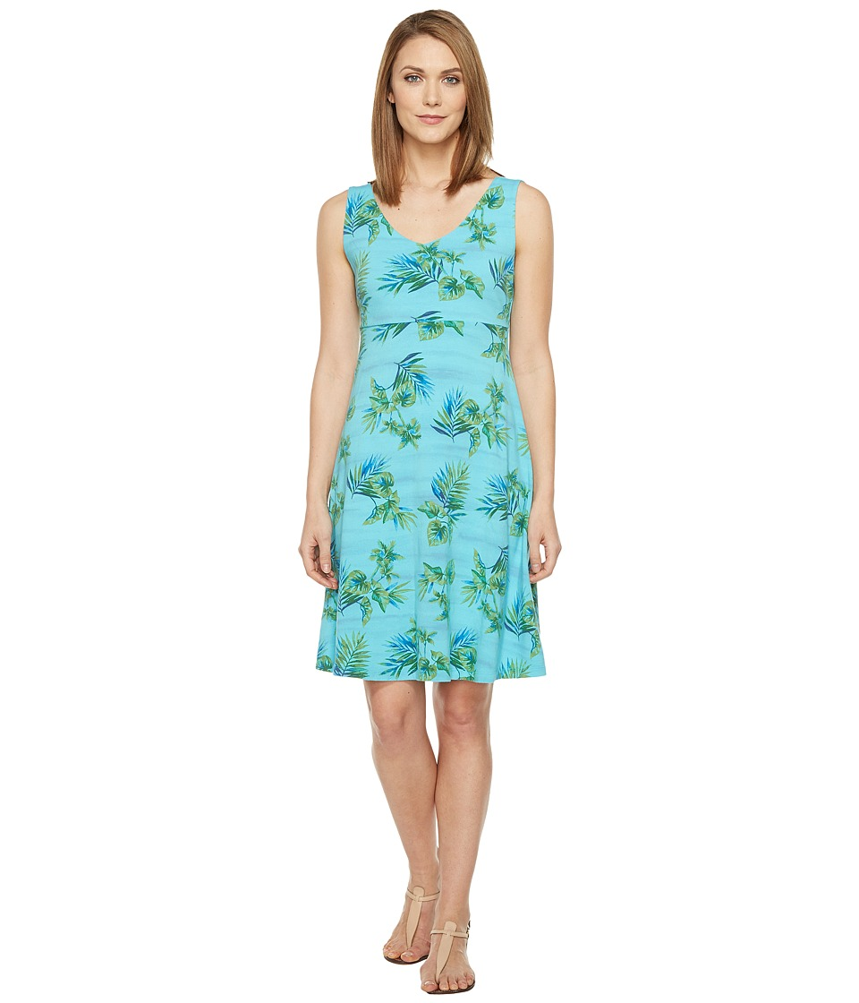 Fresh Produce - Off Shore Olivia Dress (Luna Turquoise) Women's Dress
