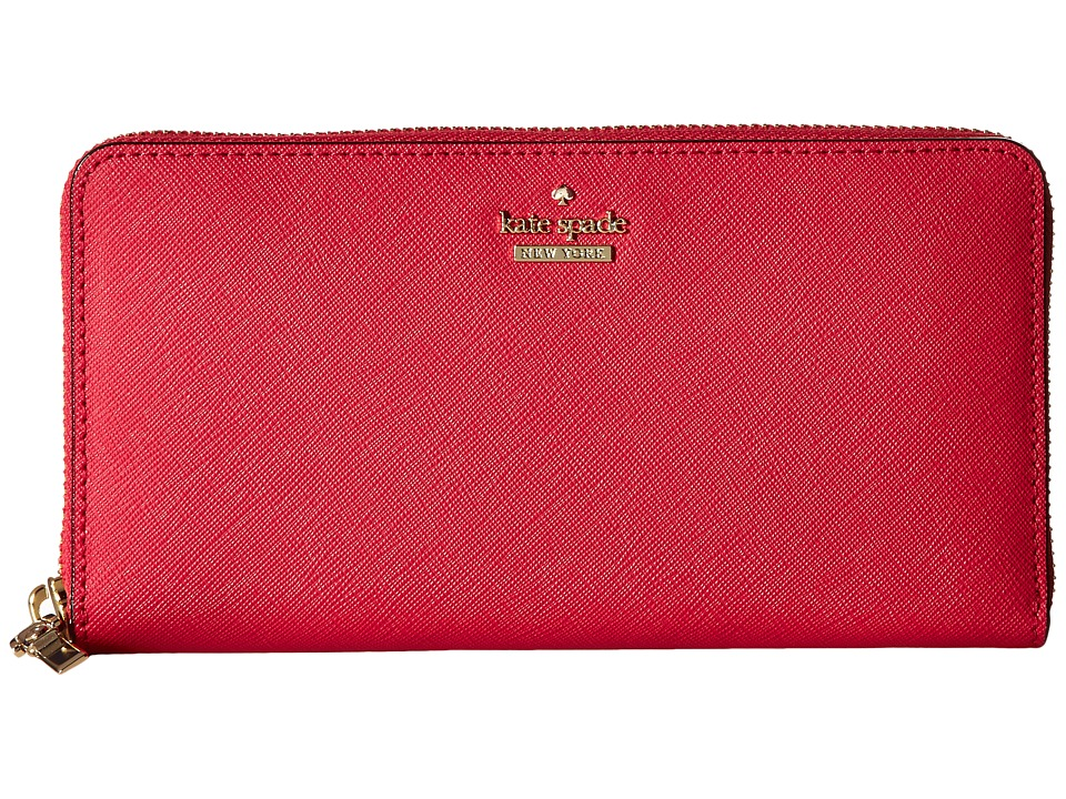 Kate Spade New York - Cameron Street Lacey (Punch) Wallet