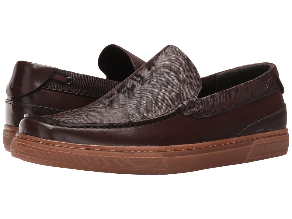 Kenneth Cole Reaction - Draw-Back (Dark Brown) Men's Shoes