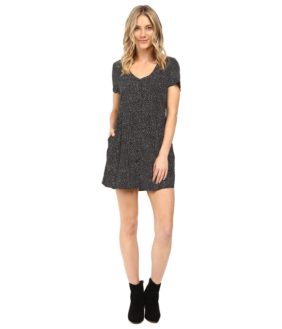 Vans - Chapman Dress (Black Dot) Women's Dress