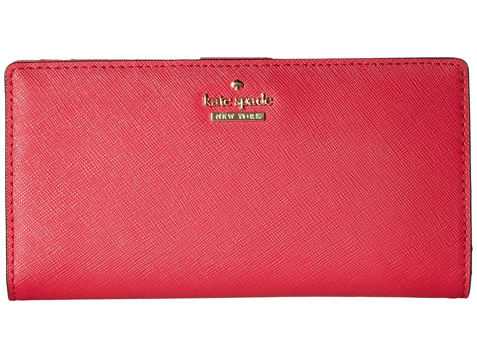 Kate Spade New York - Cameron Street Stacy (Punch) Wallet