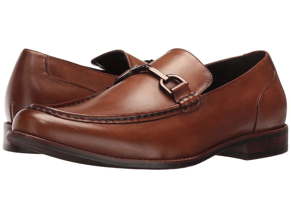 Kenneth Cole Reaction - Lead On (Cognac) Men's Slip on Shoes