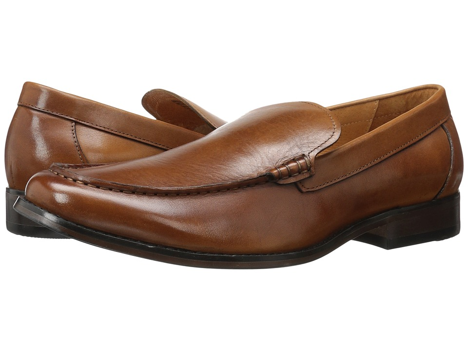 Kenneth Cole New York - Bright Idea (Cognac) Men's Slip on Shoes