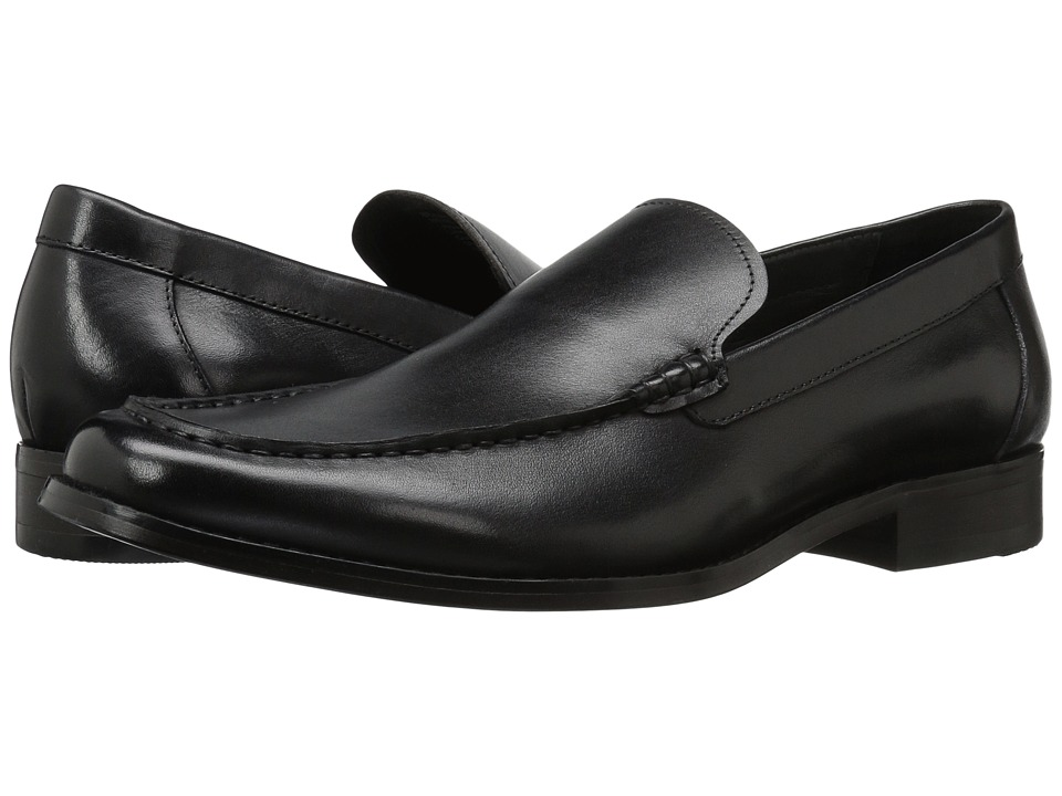 Kenneth Cole New York - Bright Idea (Black) Men's Slip on Shoes