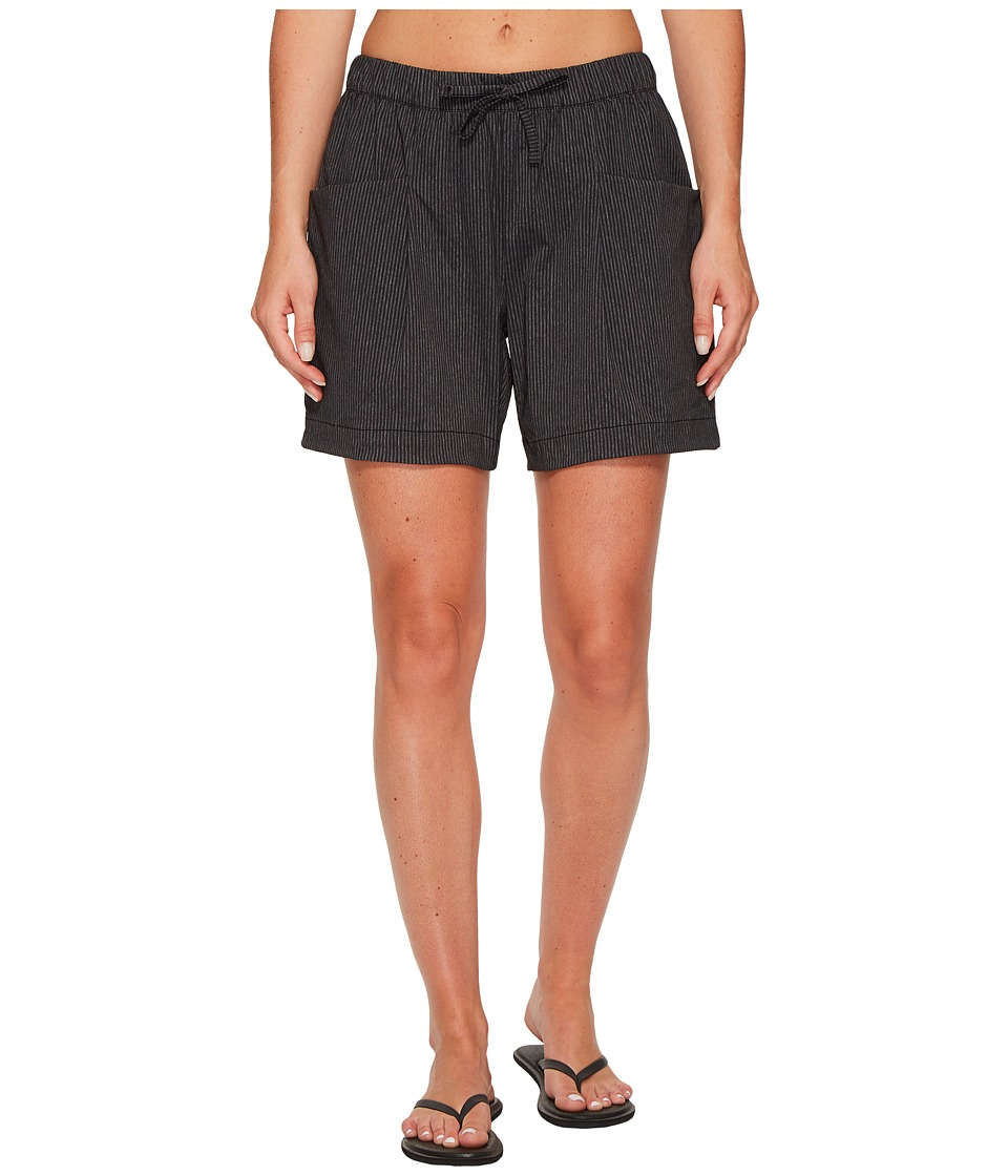 Lucy - Rogue Shorts (Lucy Black Stripe) Women's Shorts
