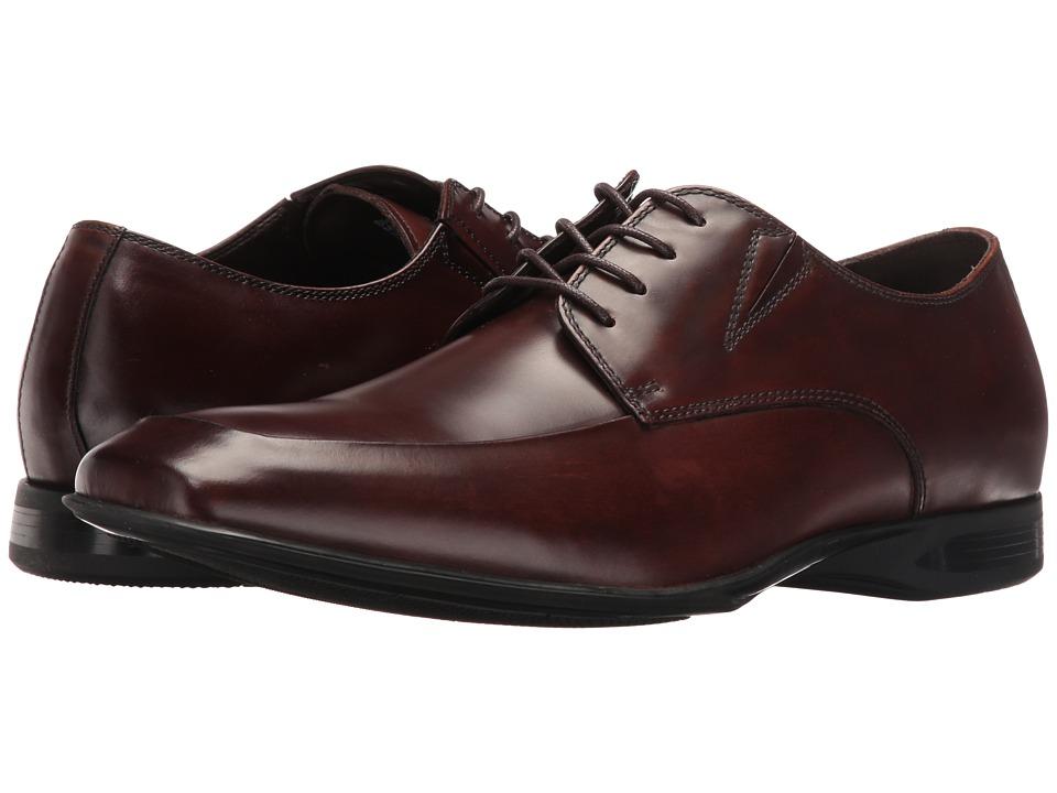 Kenneth Cole Reaction - Sharp-En (Brown) Men's Lace up casual Shoes