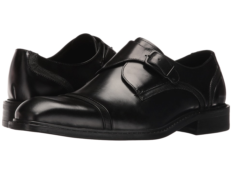 Kenneth Cole New York - Leave A Message (Black) Men's Slip on Shoes