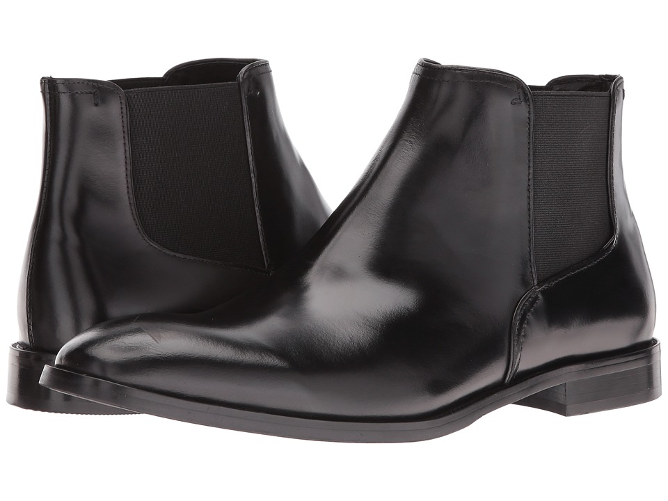 Kenneth Cole New York - Season Ticket (Black) Men's Boots