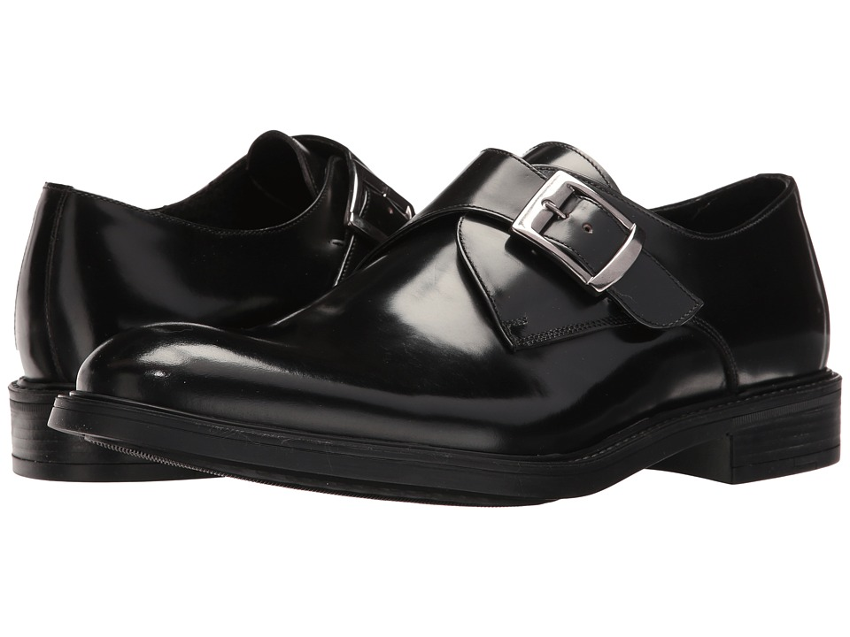 Kenneth Cole New York - Public-Ity (Black) Men's Slip on Shoes