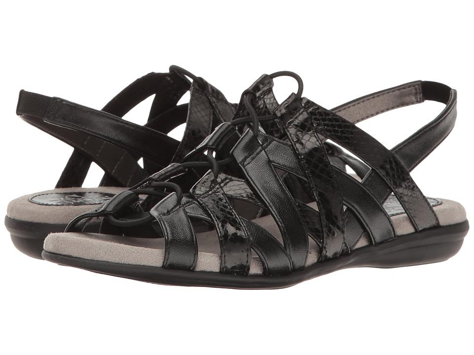 LifeStride - Behave (Black) Women's Sandals