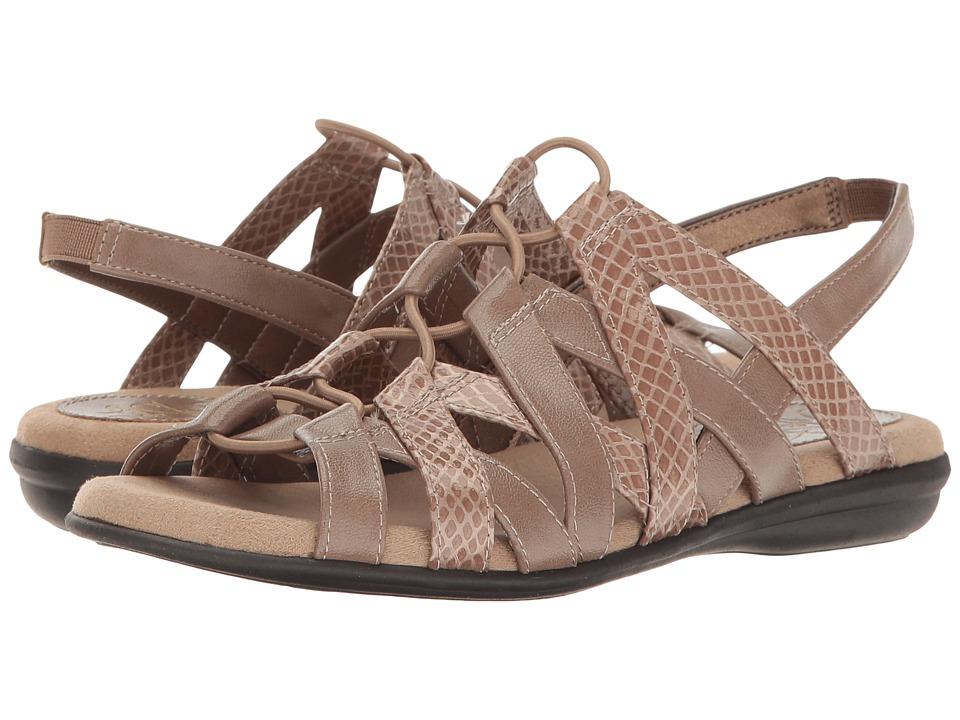 LifeStride - Behave (Mushroom) Women's Sandals
