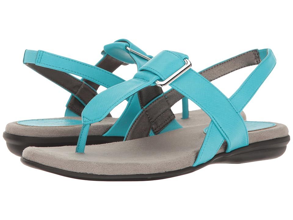 LifeStride - Brooke (Blue) Women's Sandals