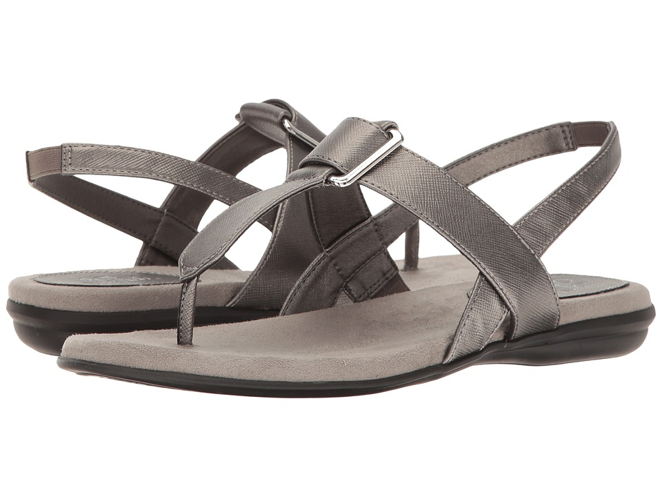 LifeStride - Brooke (Pewter) Women's Sandals