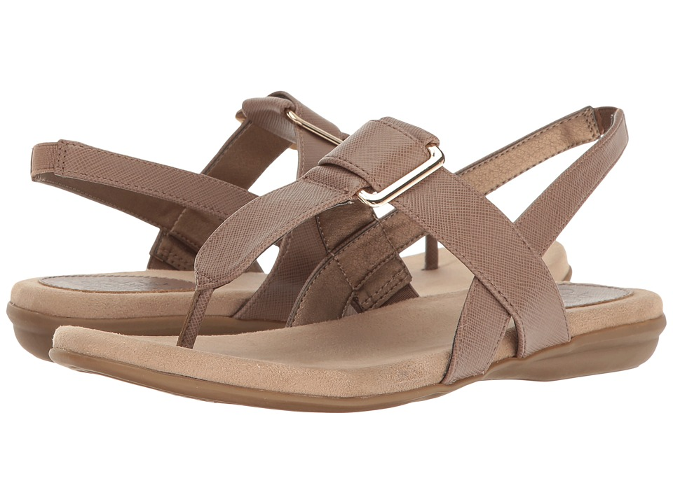 LifeStride - Brooke (Mushroom) Women's Sandals