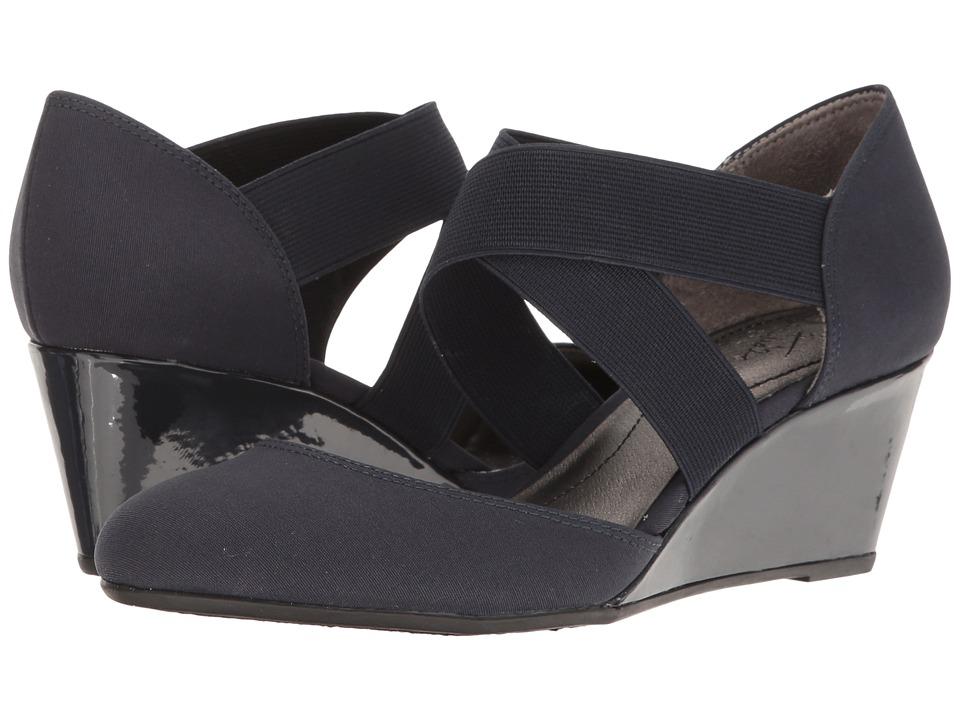 LifeStride - Darcy (Navy) Women's Sandals