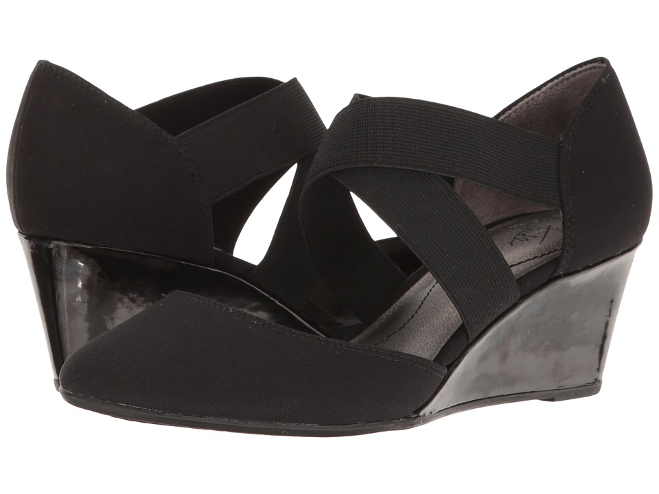LifeStride - Darcy (Black) Women's Sandals