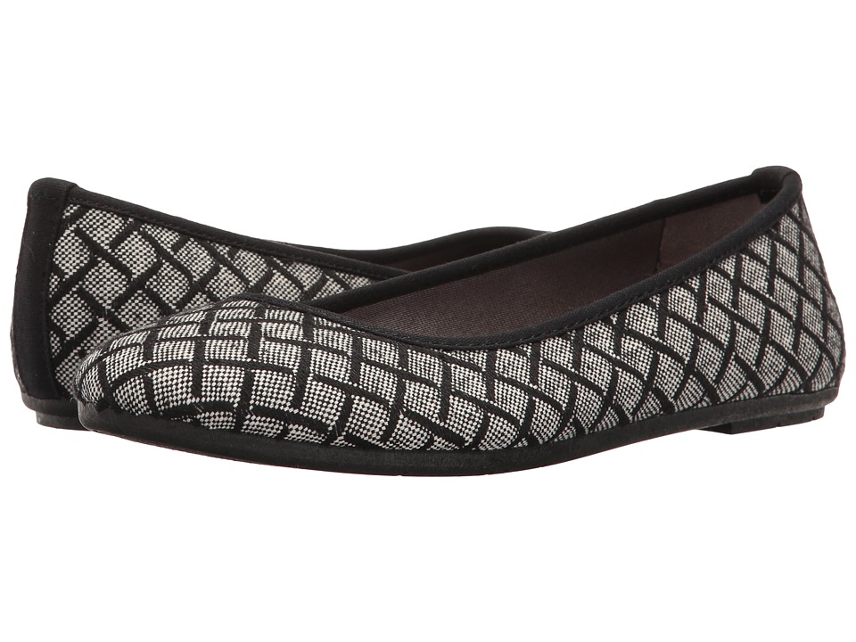 LifeStride - Dorian (Black Geo) Women's Sandals
