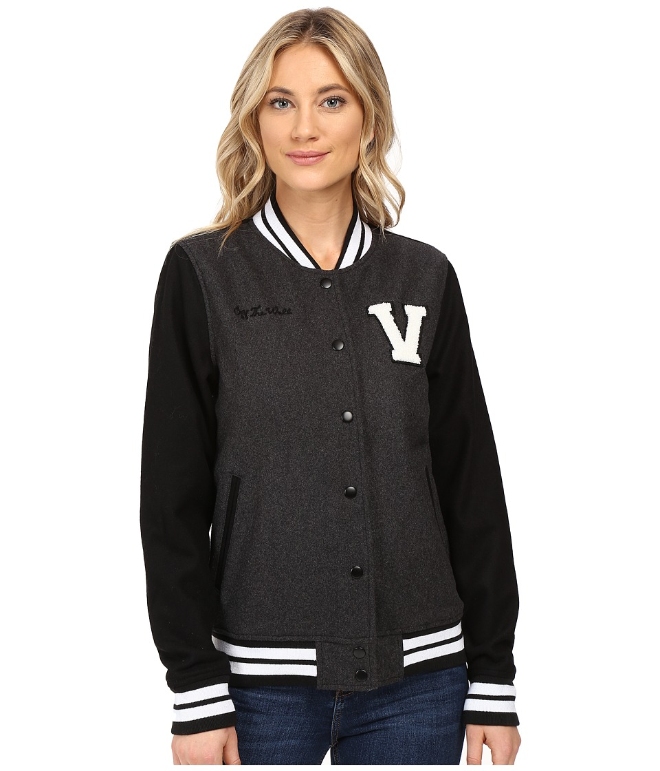 Vans - Lovecraft Jacket (Black) Women's Coat