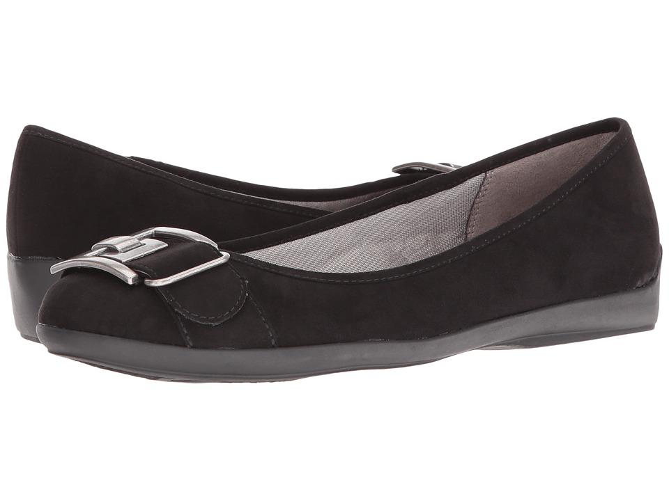 LifeStride - Fantell (Black) Women's Sandals