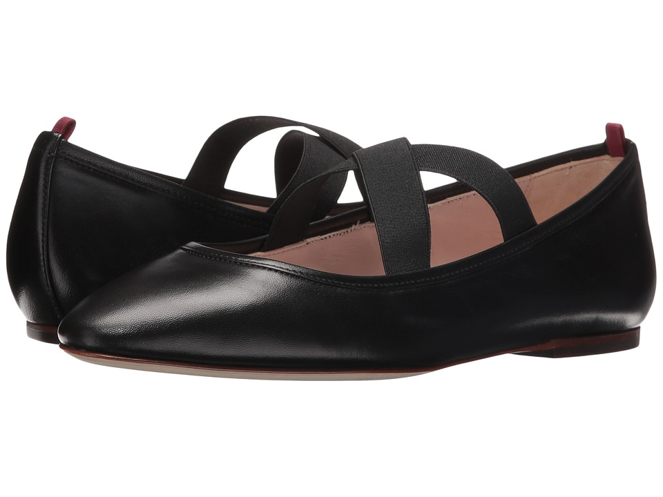 SJP by Sarah Jessica Parker - Matinee (Black Leather) Women's Shoes