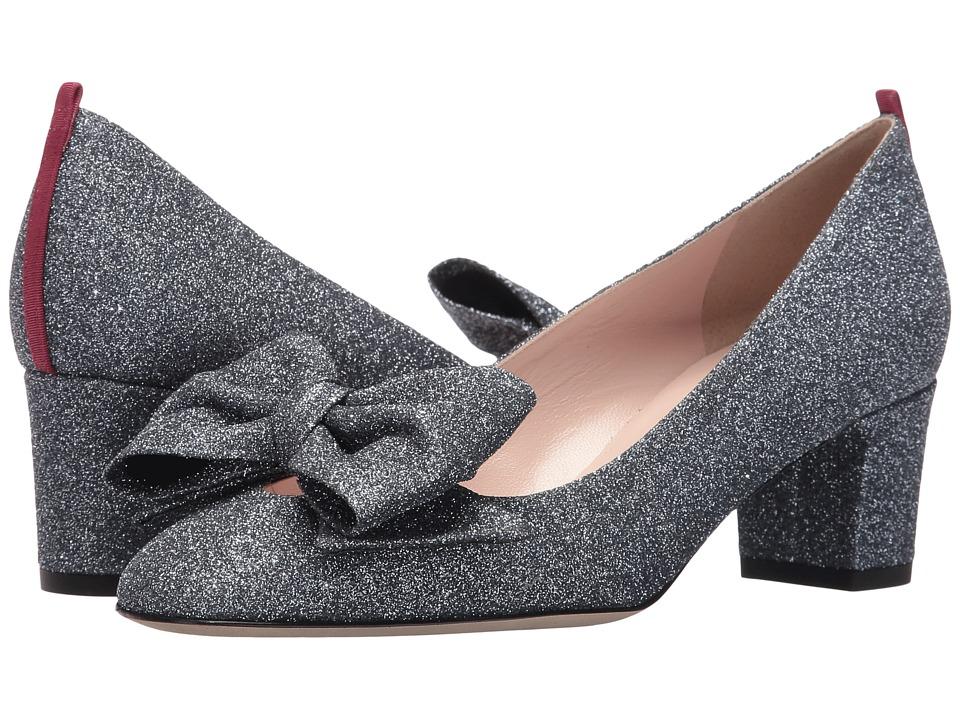 SJP by Sarah Jessica Parker - Euphoric (Gulp Grey Glitter) Women's Shoes