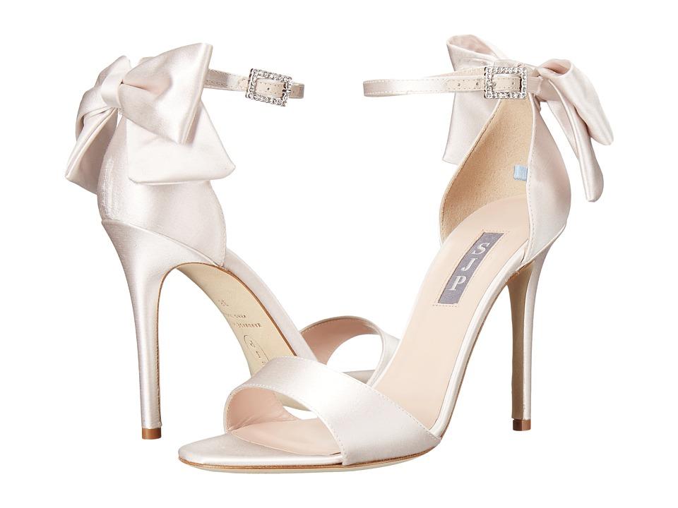 SJP by Sarah Jessica Parker - Trance Bis (Moonstone Satin) Women's Shoes