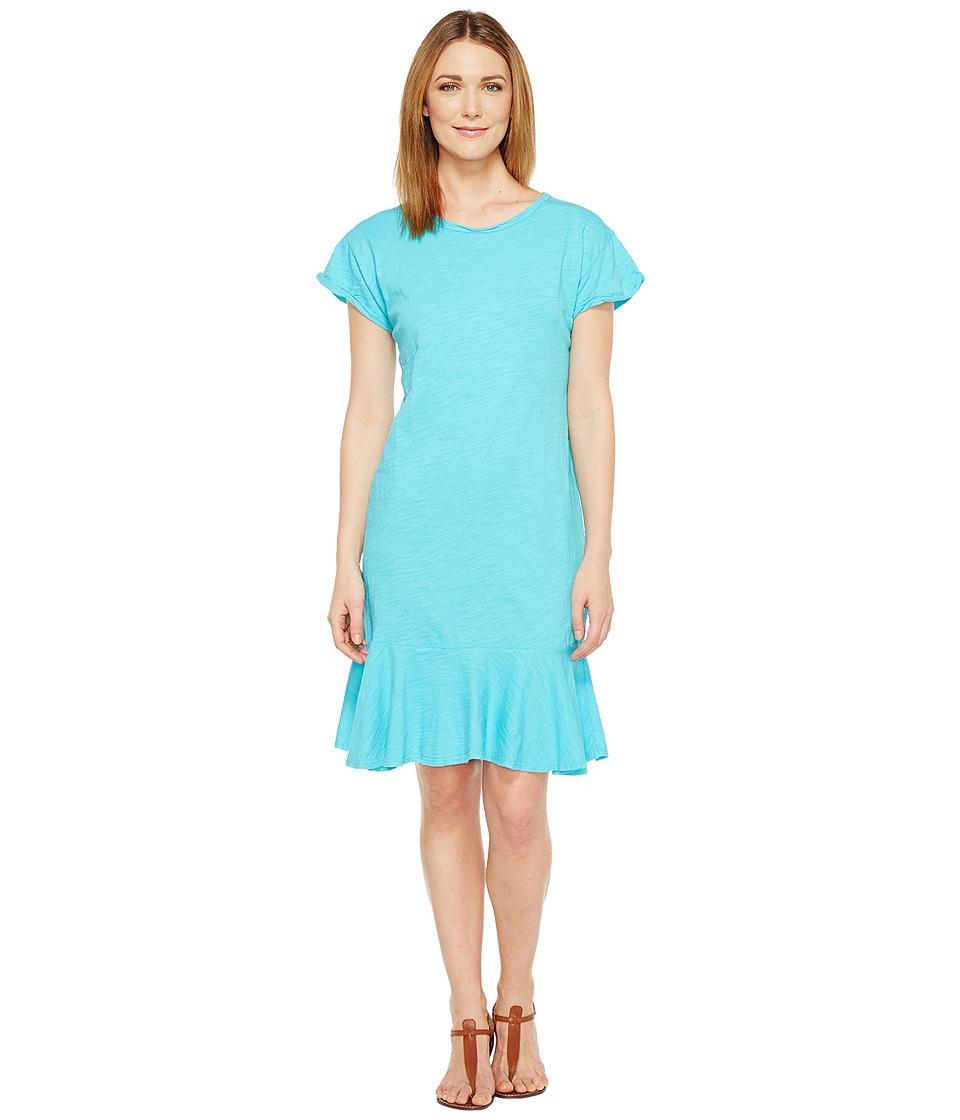 Fresh Produce - Reef Dress (Luna Turquoise) Women's Dress