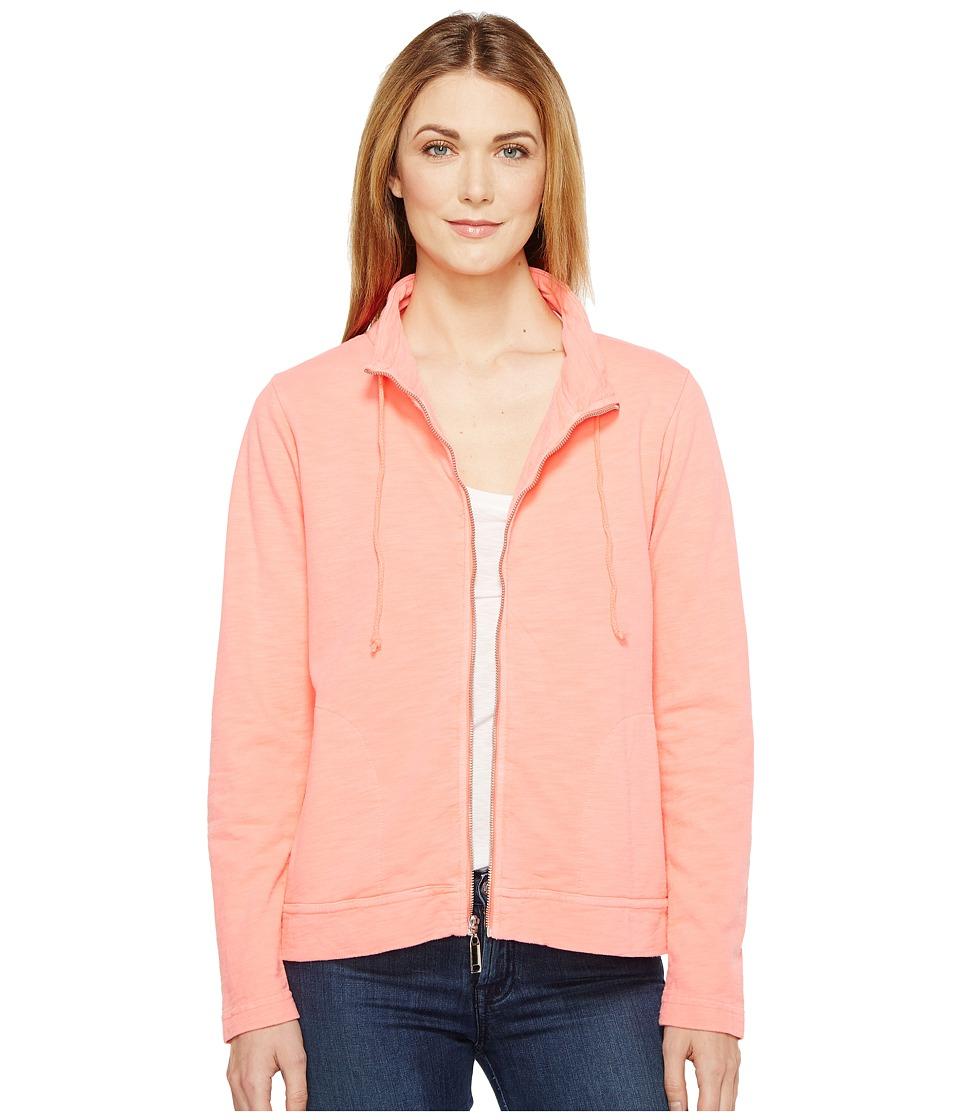 Fresh Produce - Lotus Jacket (Sunset Coral) Women's Jacket