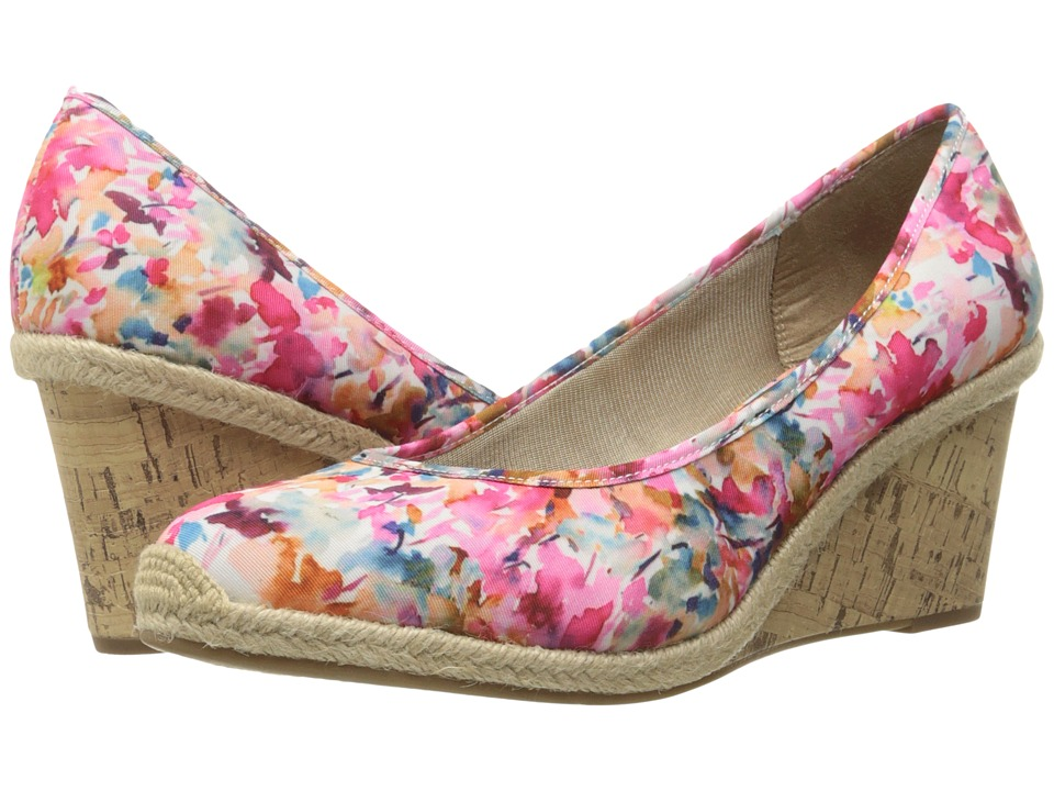 LifeStride - Listed (Pink Multi) Women's Sandals