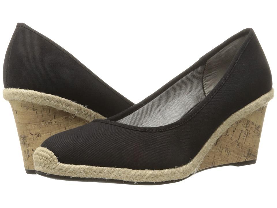 LifeStride - Listed (Black) Women's Sandals