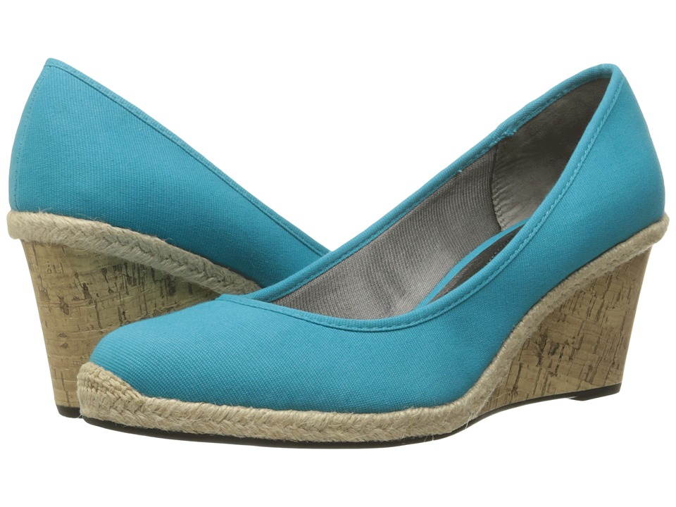 LifeStride - Listed (Blue) Women's Sandals