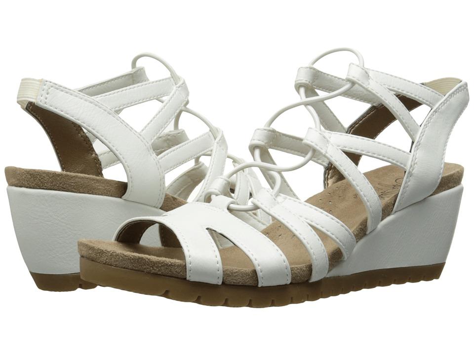LifeStride - Nadira (White) Women's Sandals